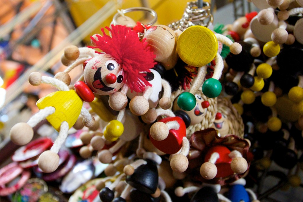 Souvenirs at Central Market